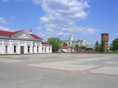 Вокзал 1