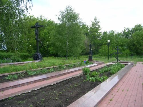 Воинское кладбище, с. Сторожевое