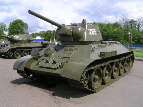 Т-34 76 мм
